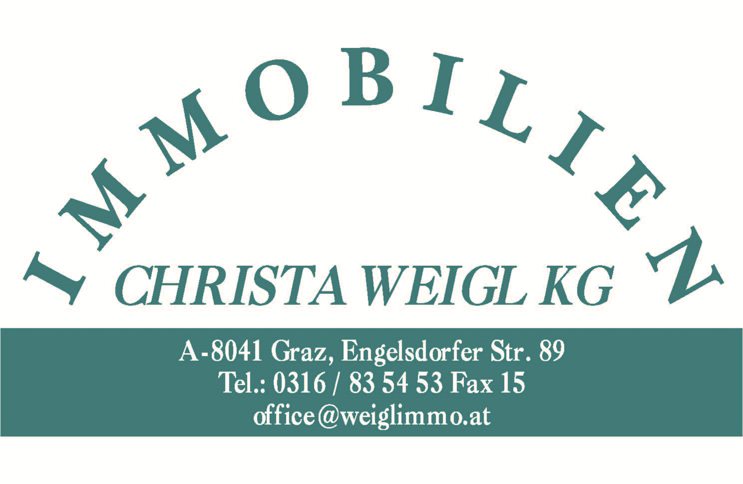 Immobilien Christa Weigl KG