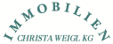 Immobilien Christa Weigl KG Logo
